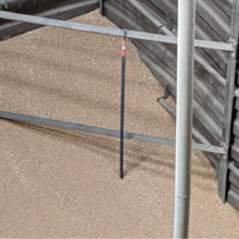 Flat Javelot stockage grain