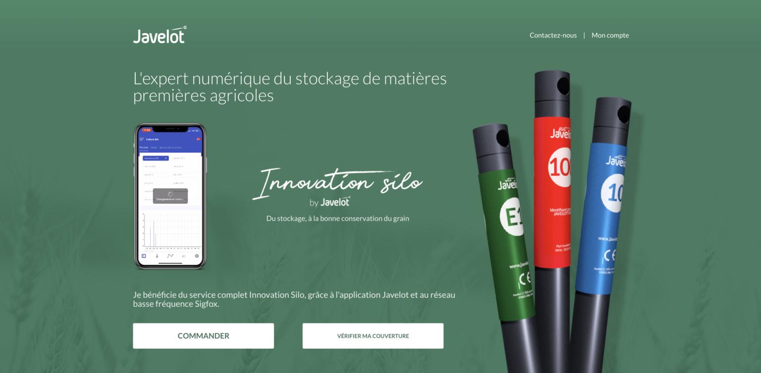 Innovation Silo site e commerce