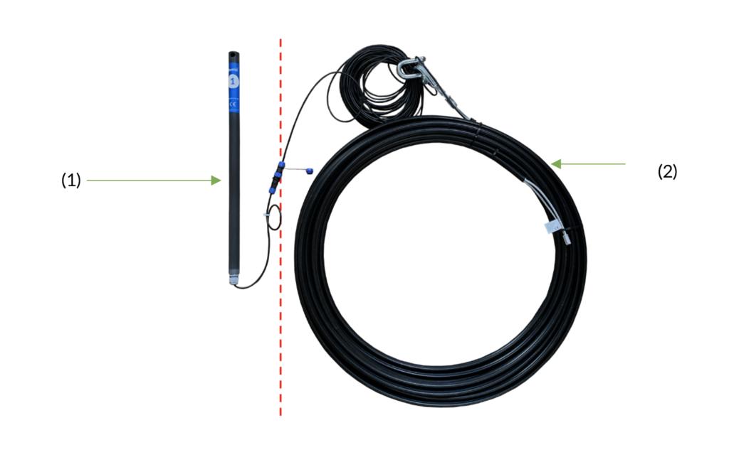 Verti Javelot émetteur suivi température stockage