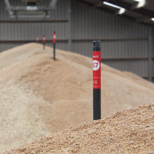 stockage à plat Flat Javelot grain