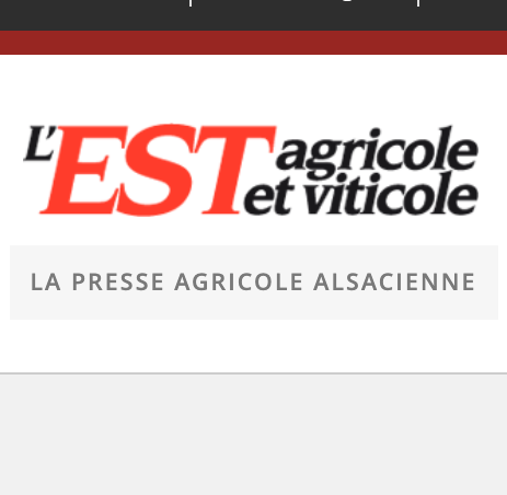 EST agricole viticole presse