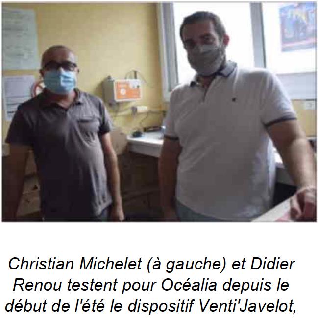 Agri 79 Javelot Christian Michelet Didier Renou Ocealia