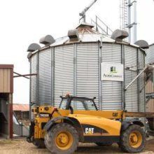 Agro distribution article silo